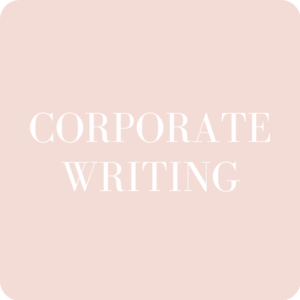 CORPORATE WRITING
